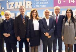 24. İzmir Kitap Fuarı açıldı