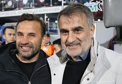 Şenol Güneşli Beşiktaş gollü galibiyetlere abone