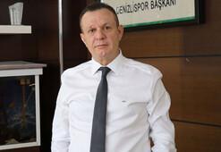 Denizlisporda Başkan Çetin geri sayımda