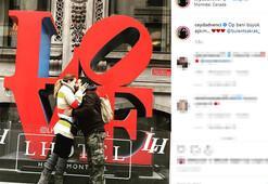 Ceyda Düvenci- Bülent Şakrak aşka geldi: Öp beni