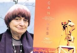 Cannes'ın afişi Varda'ya adandı