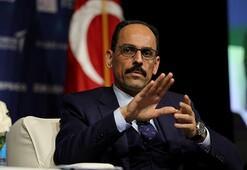 İbrahim Kalından S-400 açıklaması: Tehdit ve yaptırımlar hiçbir olumlu sonuç vermeyecek