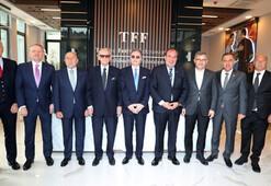 Türkiye Futbol Federasyonu Beylerbeyi Tesisleri açıldı