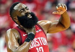 Houston, Utahı yenerek seride 2-0 öne geçti