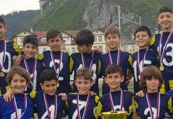 Fenerbahçe U11 şampiyon oldu