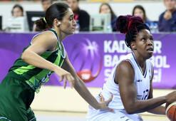 OGM Ormanspor-Çukurova Basketbol: 44-75