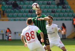 Akhisarspor - Antalyaspor: 1-2