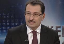 AK Partiden İstanbul açıklaması: YSK yarın görüşmeye başlayacak