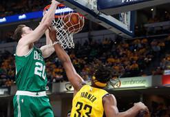 Boston Celtics süpürdü: 4-0