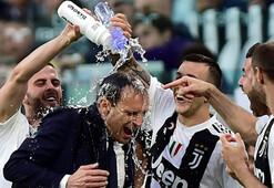 Avrupada 2 şampiyon belli oldu: Juve ve PSG