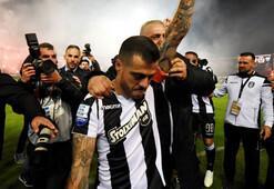 Yunanistanda PAOK şampiyon oldu