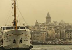 Son dakika: İstanbullulara toz taşınımı uyarısı