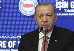 Erdoğan'dan saldırı yorumu: Bir gaz sıkışması var