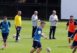 Fenerbahçede Trabzonspor mesaisi