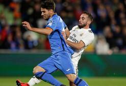 Real Madrid ve Getafe 1er puanı paylaştı