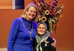 Hollanda'da 82 yaşındaki Türke kraliyet nişanı verildi
