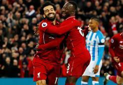Liverpool yarışı bırakmıyor