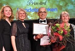 Stockholmde yılın en sevilen esnafı bir Türk oldu