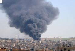 İdlib Gerginliği Azaltma Bölgesine hava saldırısında 5 sivil öldü