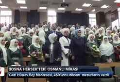 Saraybosnadaki Osmanlı mirası medrese 469uncu mezunlarını verdi