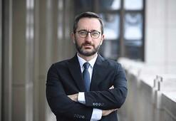 Cumhurbaşkanlığı İletişim Başkanı Prof. Dr. Fahrettin Altundan 27 Nisan mesajı