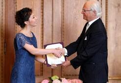İsveçte Kraliyet Hanedanı ödülünü Türk akademisyen kazandı