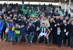 Kırşehir Belediyespor, TFF 2. Lige yükselmeyi garantiledi