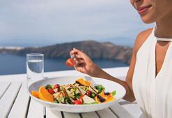 Yaz mevsimi için beslenme önerileri