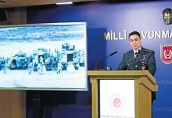 Milli Savunma Bakanlığı: Son 25 günde 154 terörist etkisiz