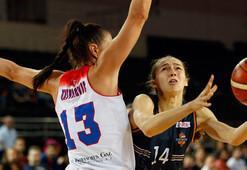 BOTAŞ-Çukurova Basketbol: 82-72