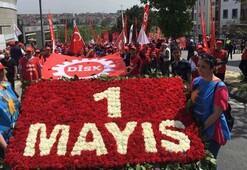 Bakırköyde 1 Mayıs kutlaması
