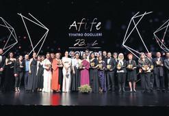 Afife Ödülleri'nde 'sınırsız' tiyatro