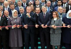 MÜSİAD Genel Merkez binası resmi açılış töreni yapıldı