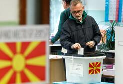 Kuzey Makedonya ikinci tur için sandık başında