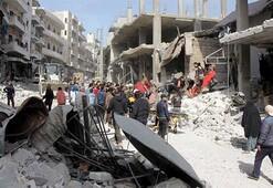 İdlib Gerginliği Azaltma Bölgesinde yüzbinlerce sivil tehlikede