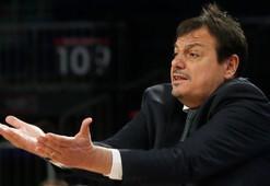 Ergin Ataman: Tam istediğimiz gibi bir maç oldu