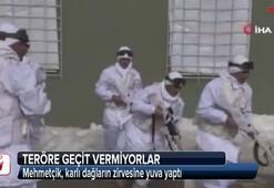 Mehmetçik teröristlere geçit vermiyor