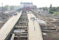 Kazdıkça tarih çıkıyor Haydarpaşa'da 1700 yıllık liman kenti