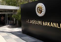 Dışişleri Bakanlığından Ankaradaki misyonlara Doğu Akdeniz brifingi
