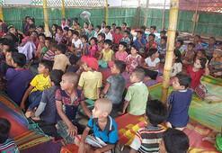 Vatanlarından uzak Arakanlı çocuklar geleceğe hazırlanıyor
