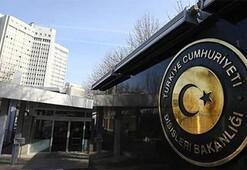 Dışişlerinden KKTC açıklaması: Türkiye haklarını korumaya devam edecektir