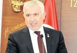 'İzmir'e hizmet için geliyorum'