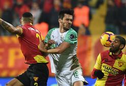 Bursaspor için Göztepe maçı final niteliğinde