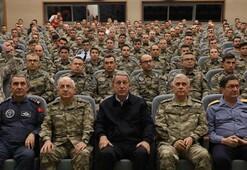 Bakan Akardan operasyon sinyali: Silahlı Kuvvetlerimiz hazır