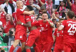 Almanyada şampiyon Bayern Münih