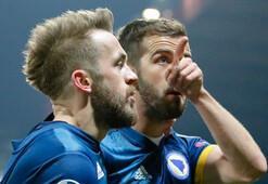 Süper Ligden Bosna Herseke 4 isme milli davet