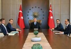 Cumhurbaşkanı Erdoğan: Nazarbayev'in Türk Konseyi Onursal Başkanı olmasını önerdim