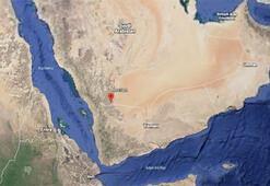 Husilerden Suudi Arabistana bir füze daha