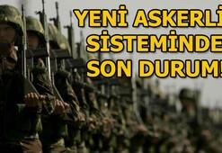 Yeni askerlik sisteminde son durum ne Bakan Akardan yeni askerlik sistemi açıklaması