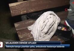 Antalyada polisi alarma geçiren olay